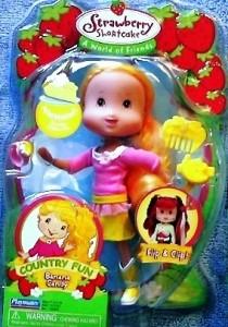 Banana Candy Doll