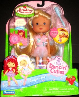 Dancin Cuties Angel Cake Doll