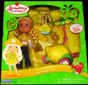 Lemon Meringue's Yellow Lemonade Cart