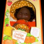 Orange Blossom Doll