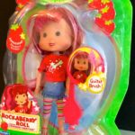 Rockaberry Roll Strawberry Shortcake Doll