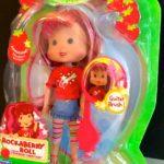Rockaberry Roll Strawberry Shortcake Doll