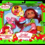 Rockin Ride Along Strawberry Shortcake Scooter