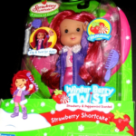 Winter Berry Twist Strawberry Shortcake Doll
