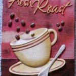 Wall Decor Coffee Cup