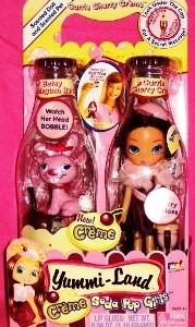 Yummi-Land Doll Carrie Cherry Creme