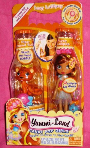 Lucy Lollipop Doll