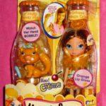 Oriana Orange Doll Plus Bobble-Head Pet