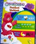 Care Bears Preschool Workbook - Email Small