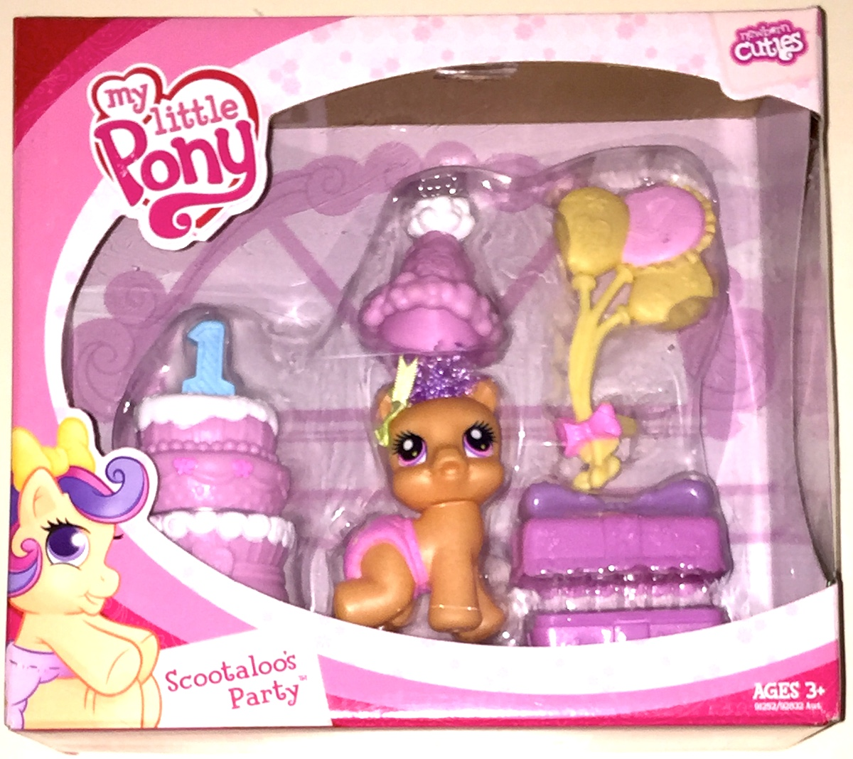 My Little Pony Newborn Cuties Scootaloo S Party Pinky Pie S Birthday Purpletoyshop Com Available in a range of colours and styles for men, women, and everyone. my little pony newborn cuties scootaloo