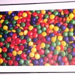 Puzzle - Colorful Skittles Candy