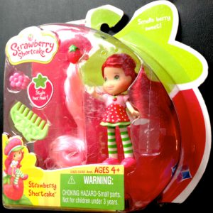 Strawberry Shortcake Mini Doll