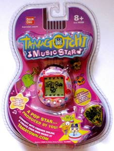 Tamagotchi Music Star Lullaby