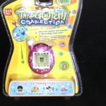 Pink Tamagotchi Virtual Pet Egg