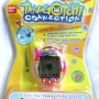 Pink Yellow Plaid Tamagotchi Connection Virtual Pet