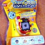 Red and Yellow Tamagotchi