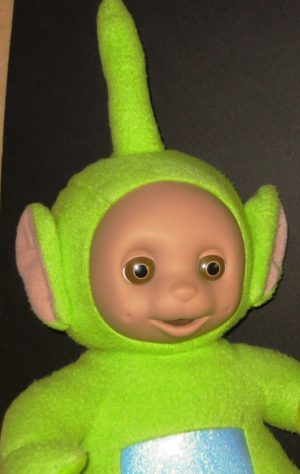 Green Teletubby Dipsy