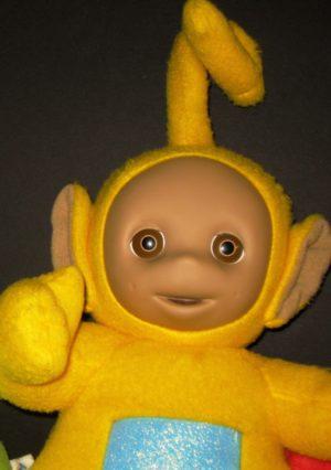 Yellow Teletubby Laa Laa