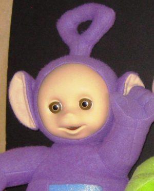 Teletetubby Purple Tinky Winky