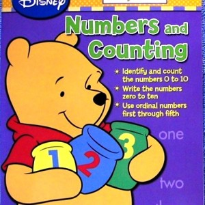 Numbers and Counting Winnie Workbook