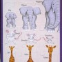 Puzzle with Elephants Giraffes Mice
