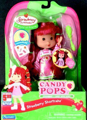 Candy Pops Strawberry Shortcake Doll