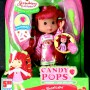 Candy Pops Strawberry Shortcake Doll