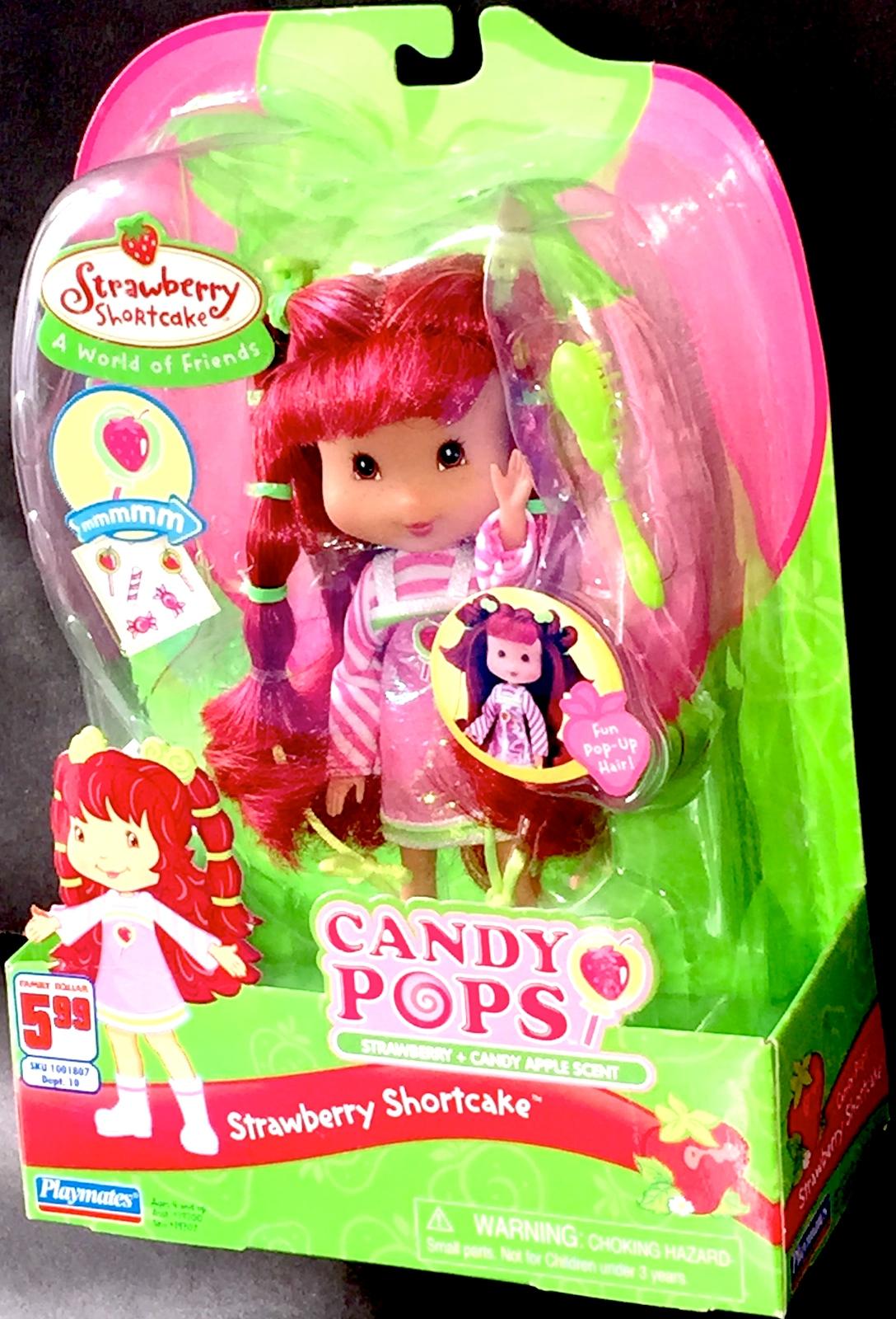 Candy Pops Strawberry Shortcake Doll Purpletoyshop Com