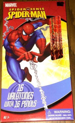 Marvel Comics Valentine Cards