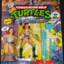 Ninja Turtle April Newscaster in Cheetah Leotard