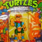 Walkabout Teenage Mutant Ninja Turtle