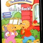Class is Back Berenstain Bears DVD