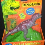 Dinosaur Crazed Carnotaur Figure