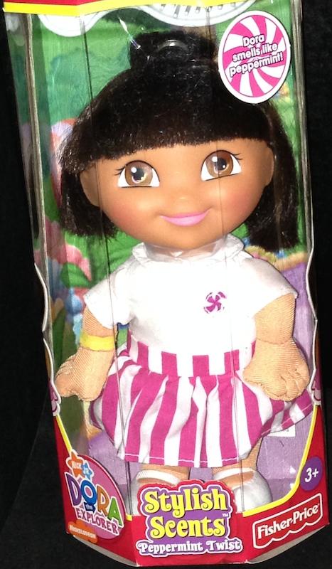 Dora The Explorer Peppermint Amp Lemon Scented Dolls