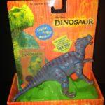 Ferocious Kron Dinosaur Front View