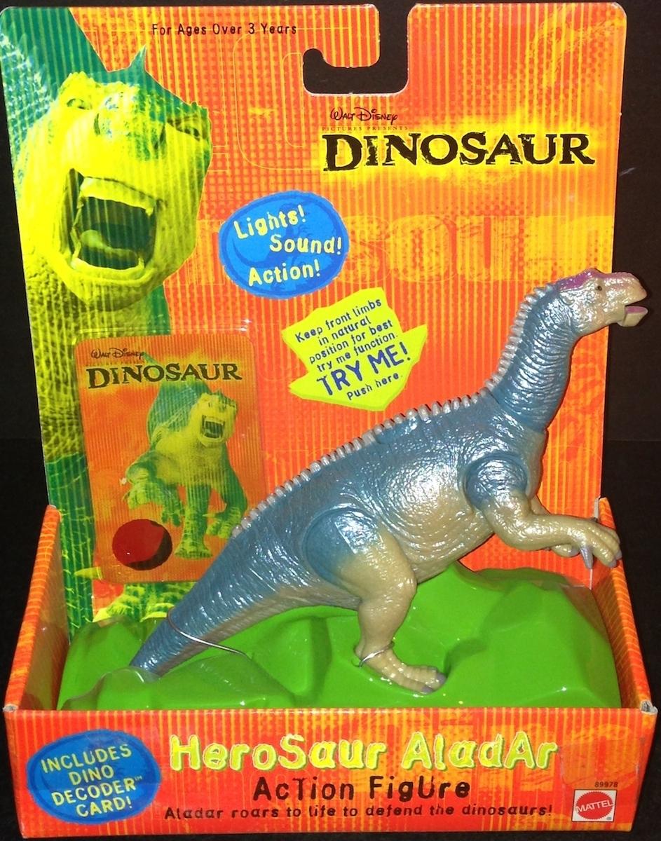 Disney Dinosaur Toys : Herosaur aladar dinosaur action figure purpletoyshop