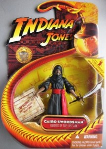Indiana Jones - Cairo Swordsman - Email Large