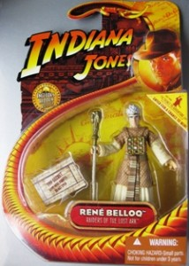 Indiana Jones - Rene Belloq - Email Large