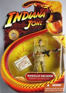 Indiana Jones - Russian Soldier - Email Large