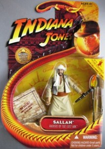 Indiana Jones - Sallah - Email Large