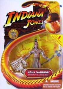 Indiana Jones Ucha Warrior - Email Large