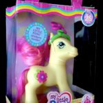 My Little Pony Royal Bouquet 25th Anniversary Right