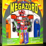 Mighty Morphin Power Ranger Megazord