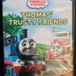 Thomas' Trusty Friends DVD