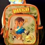 Nick Jr's Go Diego Go Backpack