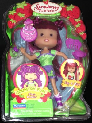 Strawberry Shortcake Doll Friend Plum Puddin