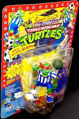 Soccer Player Raph Ninja Turtle