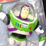 Buzz Lightyear Karate Figure Closeup