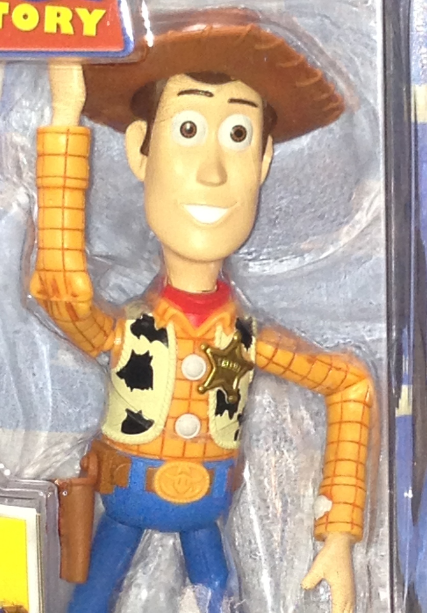 Woody Collapsin Cowboy Action Figure Purpletoyshop Com