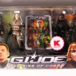 G. I. Joe Action Figures Rise of the Cobra 4-Pack